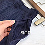 三宅風 零束縛感 顯瘦皺摺八九分褲 小腳褲 百摺 度假 哈倫褲 . NL Select Shop .