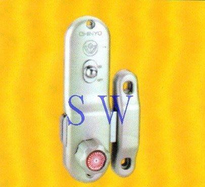 647特價 青葉牌單向高級鋁門鎖 700、1000型 平面無鎖心(無鑰匙)鋁門平鎖 勾鎖 落地門鎖 推拉門鎖 鎌錠鎖