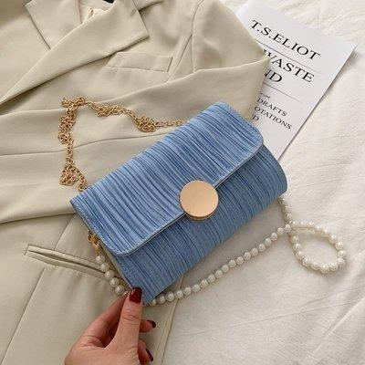 寶島小甜甜~A small party with the bag in western style silk drape small