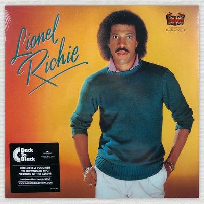 [英倫黑膠唱片Vinyl LP] 全新未拆 萊諾李奇 / 首張同名專輯 Lionel Richie