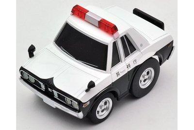 【秉田屋】特價 TomyTec Z05 Choro-Q 阿Q Zero 西部警察 Nissan 日產 Cedric 警車
