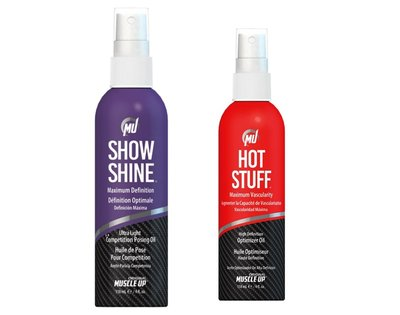 PROTAN 【此為熱感&亮光噴霧賣場】 HOT STUFF 膚色劑 健身比賽油彩 健體比賽 健美比賽油彩 Q182