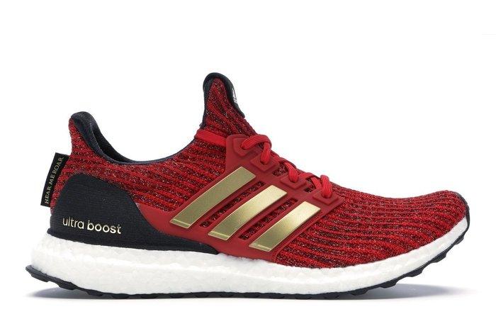 【美國鞋校】預購 adidas UB 4.0 House Lannister (W) 權力遊戲 EE3710