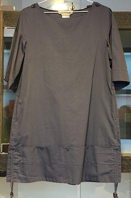 *金選名店*Sport Max 藍灰色連身洋裝 32號