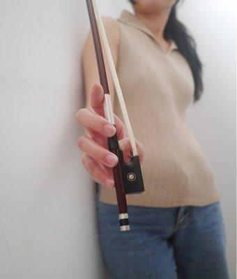 [雅各樂器] JACOB V01高級進階小提琴弓(全新4/4、1/2、1/4 ))