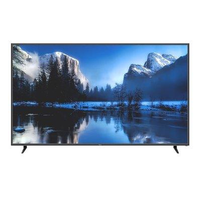 【可議價】InFocus富可視 鴻海【WT-80CA600】80吋 4K 聯網電視 日本堺十代原裝面板 杜比音效