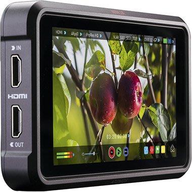"""彩色鳥(租 螢幕 紀錄器)租 Atomos Ninja V 5"""" 4K HDMI 監視器 監看螢幕 A73 EOS R"""