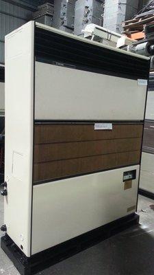 (大台北)中古大同10RT水冷箱型機3相220V(TA1061002)*發電機冷氣拆除.窗型分離式冰水機二手回收 *