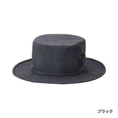 SHIMANO CA-019T Gore-tex漁夫帽 黑色