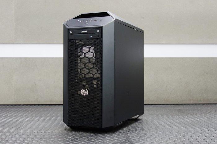 【台中青蘋果】自組桌機 i7-7700K 32G 512G SSD Win10 二手 桌上型電腦 #29212