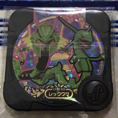 第13彈 Z3 黑卡 烈空座 黑烈 烈空 神奇寶貝 Pokémon Tretta 卡匣 列空坐 非獎盃 紫閃P卡