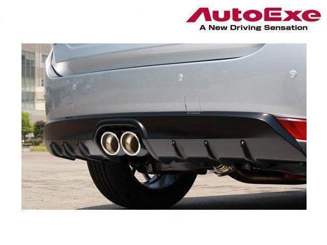 AUTOEXE Tail Muffler 排氣管 尾段 雙出 Mazda 馬自達 CX-5 KF 17+ 專用