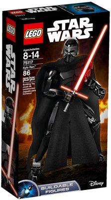 LEGO 樂高 Star Wars 星際大戰:75117 Kylo Ren 台北市