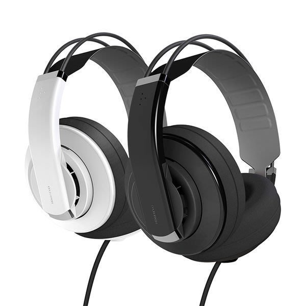 特價 視聽影訊 公司貨保固1年 舒伯樂Superlu HD681EVO 黑白 2色 專業監聽全罩式耳機另SONY ATH