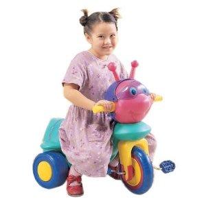 蜜蜂三輪車(兒童腳踏車三輪自行車手推車輔助輪騎乘車騎乘玩具專賣店哪裡買P072-TR02【推薦+】
