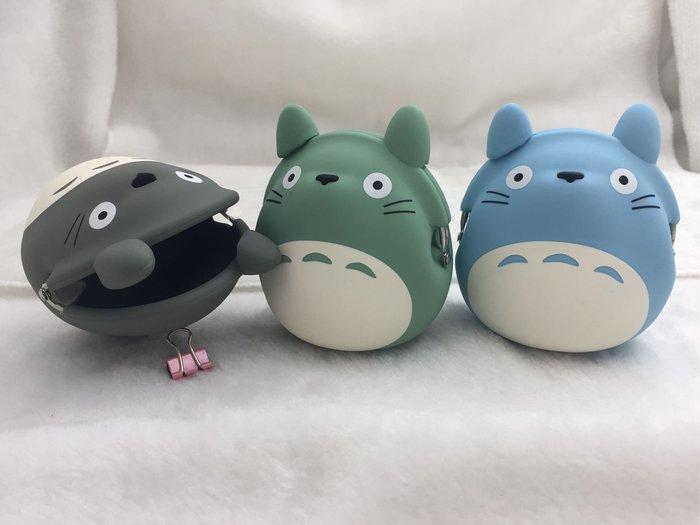【Σ SIGMA百貨】日本空運正版豆豆龍零錢包 保證無塑膠味 超可愛 綠/藍 灰售完
