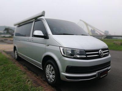 2019 新款福斯 露營車 T6 租車 華新國際租賃 台北租車 露營 車邊帳 出租 空車