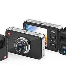 《常自在》PX大通 A9 Smart IQ 雙鏡頭行車記錄器(A9F+AR2)