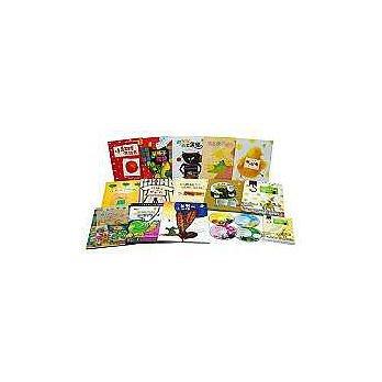 *小貝比的家*美感教育系列全套:12冊圖畫書+4片CD教學手冊乙本