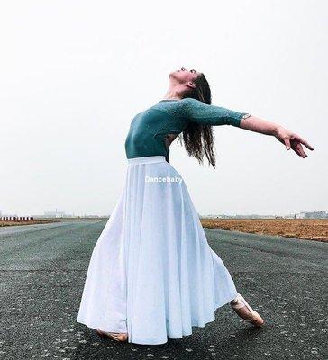 Dancebaby薇茉芭蕾 英國Basilica芭蕾舞蹈形體空中瑜伽連身練功服0298