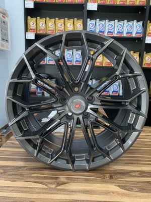 CR輪業 全新 北德文 2265 17吋鋁圈 灰透黑 5X100 5X114 5X108