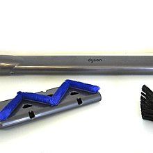 最新底部+側刷清潔工具!! ※台北快貨※Dyson Reach Under Flexi-Crevice 彈性伸縮吸頭