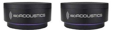 《 南港-傑威爾音響 》加拿大 IsoAcoustics ISO-PUCK 76 專業級 監聽、家用喇叭 避震架
