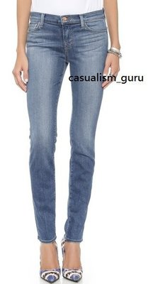 ◎美國代買◎J Brand 811 Mid Rise Skinny Jeans in imagine 復古刷色剪裁合身款