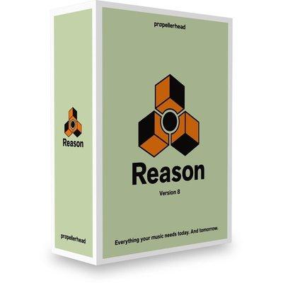 造韻樂器音響- JU-MUSIC - Propellerhead Reason 8 (標準版)