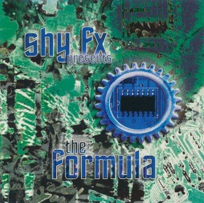 挖寶CD全新#103 shy fx presents the formula