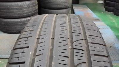 巴伐利亞國際附屬輪業(屏東廠)-中古單一跛腳輪胎-倍耐力SVEAS-225/60/17X1(休旅車胎)