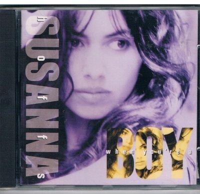 [鑫隆音樂]西洋CD-SUSANNA HOFFS / WHEN YOEN YOU'RE A HOY{4672022}全新