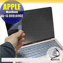 【Ezstick】APPLE MacBook AIR 13 A1932 靜電式筆電LCD液晶螢幕貼 (鏡面)