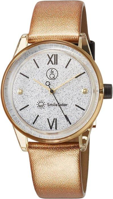日本正版 CITIZEN 星辰 Q&Q RP18-005 腕錶 女錶 女用 手錶 皮革錶帶 日本代購