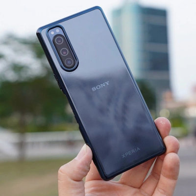 日本Rasta Banana索尼Xperia5手機殼SONY X5保護套J9210硬 透明底