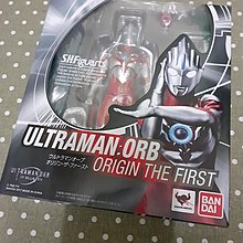 咸蛋超人 shf origin the first ultraman orb