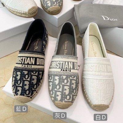 Dior  老花漁夫鞋-特價