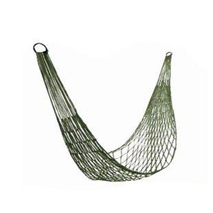 尼龍繩室內網狀棉繩吊床戶外網兜海灘露營秋千加粗款