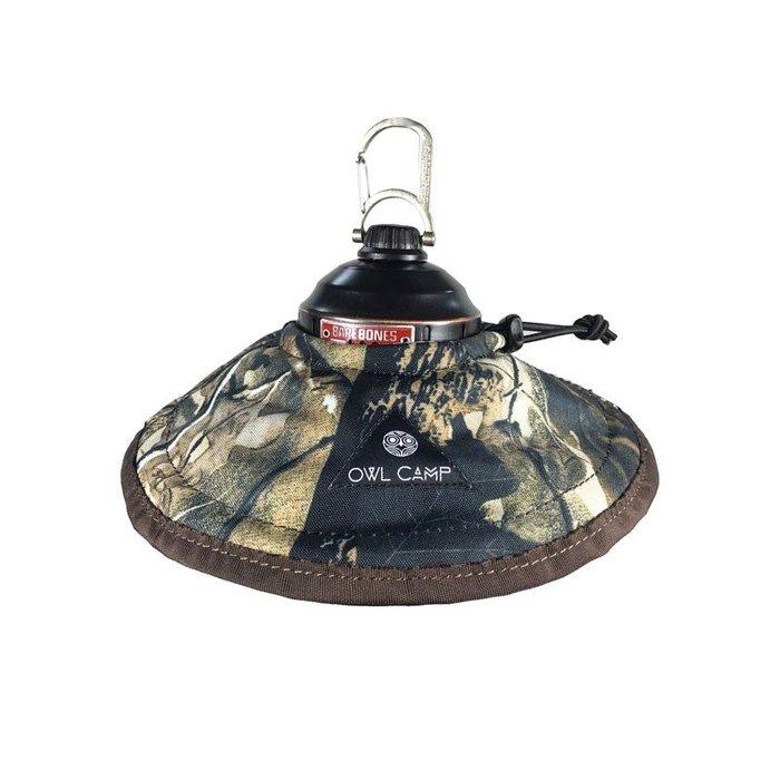 【綠色工場】OWL CAMP PC-1908 樹林迷彩燈罩