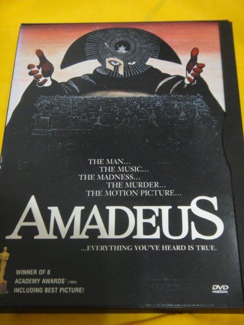 Amadeus 阿瑪迪斯  米洛斯福曼導演  奧斯卡最佳影片  1區片