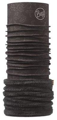 滿3000免運[THE NORTH FACE雙和專賣店]Buff簡約黑ThermalPro保暖頭巾/BF108949