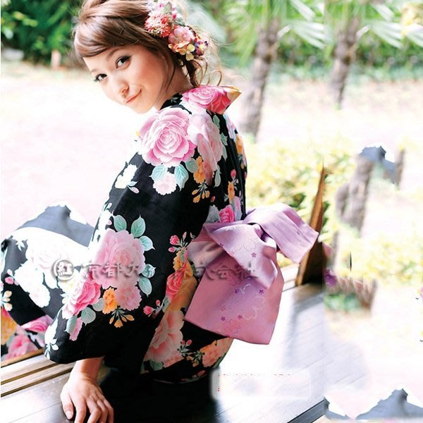 5Cgo【鴿樓】會員有優惠 15889664995 日系lolita 日本和服浴衣套裝和風 日式浴衣和服 動漫角色扮