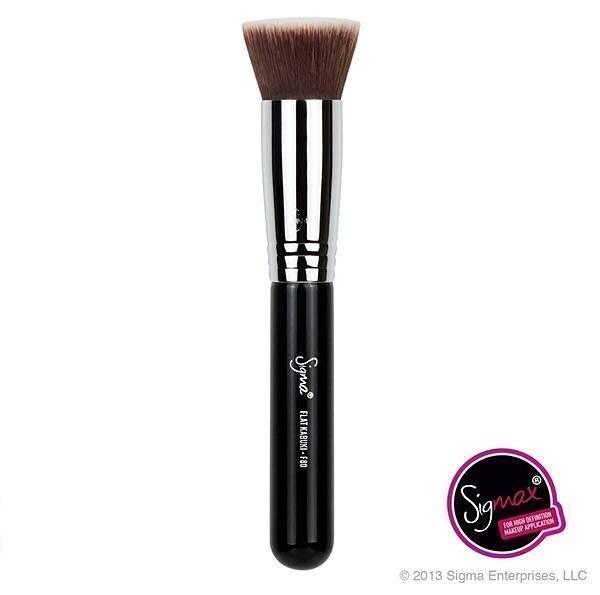 全新未用 Sigma F80 - ANGLED KABUKI 平頭刷 化妝刷 粉底刷 底妝刷