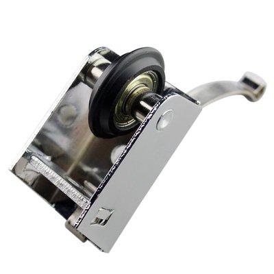 橙子的店  移門滑輪衣柜寬外殼靜音輪凸輪重型推拉門滾輪凹槽軌道轱轆凸輪子