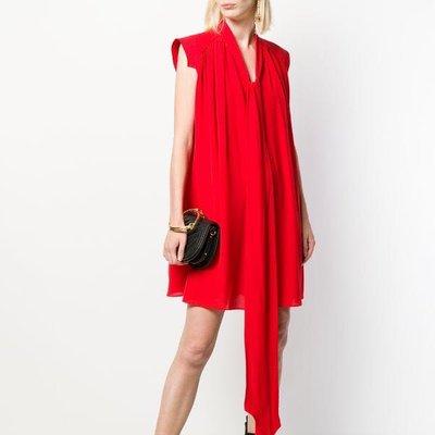 Givenchy pleated day dress 女百摺日系洋裝 限時超低折扣代購中