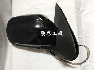 ☆☆☆強尼工廠☆☆☆全新馬自達 邱比特 TRIBUTE 02 03 04 05年 後視鏡 5P 電折