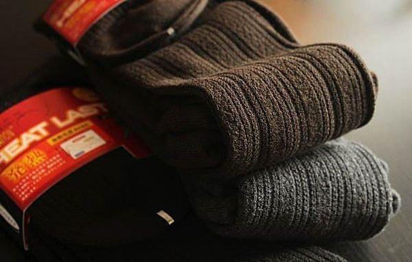 嘉芸的店 日本秋冬羊毛混紡發熱襪 日本加厚保暖連褲襪 日本發熱褲襪 臀圍加大 褲檔加強 毛料褲襪 日本針織毛襪