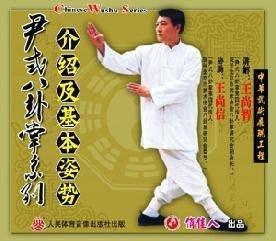 武術 王尚智 尹式八卦掌系列 基本姿勢(1碟VCD)