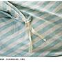 33粉藍中密120公分寬加大單人 床包3件套(床包1被套1枕套1) [愛美健康]純gb《2套免運》37花色素色條紋新疆天竺棉無印良品風 100%純棉 針織棉