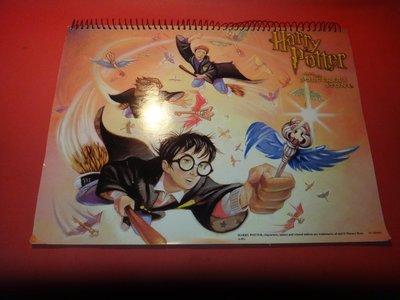 【愛悅二手書坊 16-49】Harry Potter 哈利波特素描畫紙